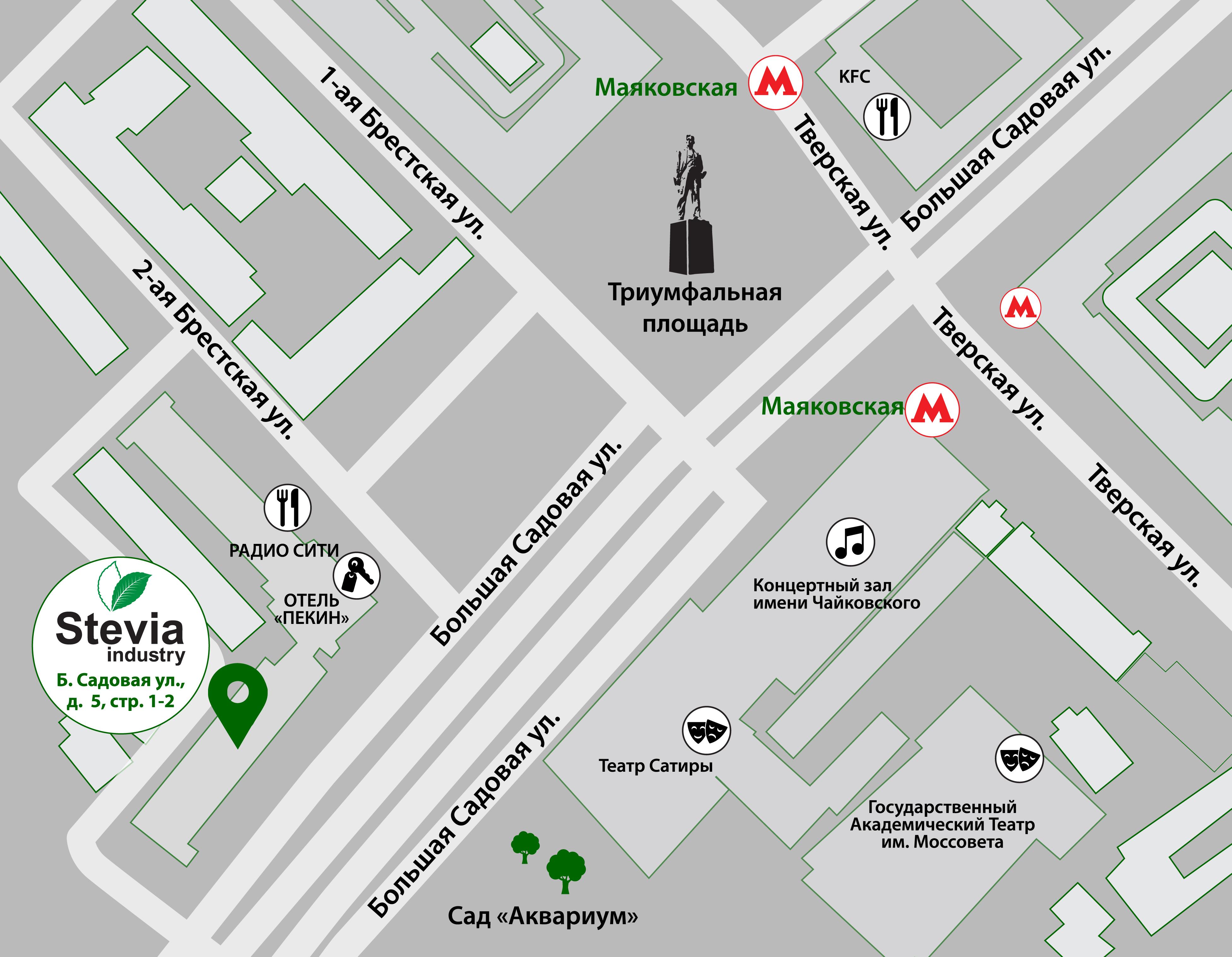 Карта - как нас найти